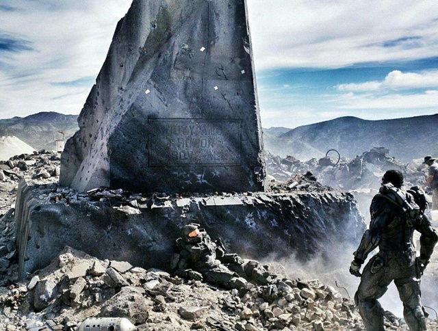 Imagen filtrada de Halo 5 Guardians