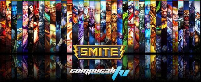 Smite PC Online Español