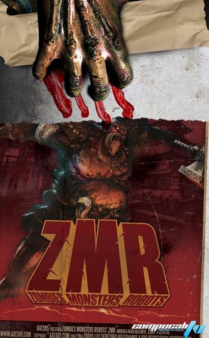 ZMR Zombies Monster Robots PC Online Español