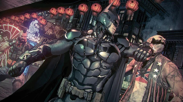 Batman Arkham Knight llegara clasificado para Adultos