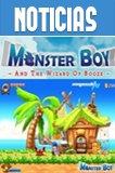 Wonder Boy revive en Monster Boy la secuela
