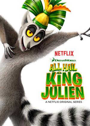 All Hail King Julien Temporada 1 Completa Latino