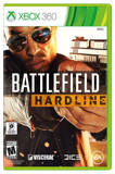 Battlefield Hardline Xbox 360 Región Free Español
