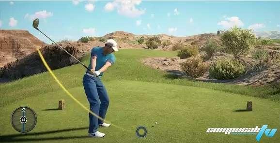 EA Sports Rory McIlroy PGA Tour cambio en fecha de lanzamiento.