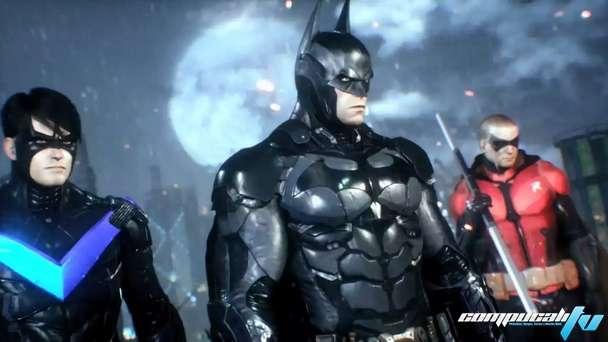 En Batman Arkham Knight podrás controlar a los aliados.