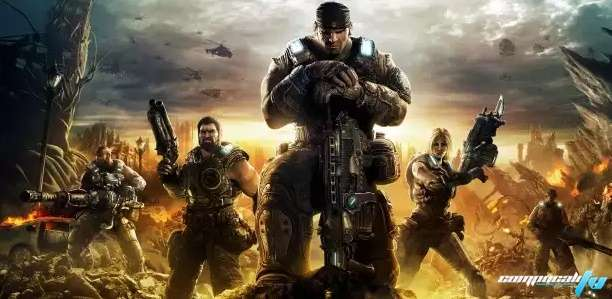 Gears of War remasterizada para Xbox One.