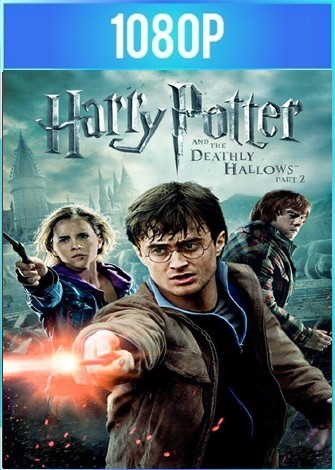 Harry Potter 7 Parte 2 (2011) HD 1080p Español Latino Dual  Harry Potter 7 ...