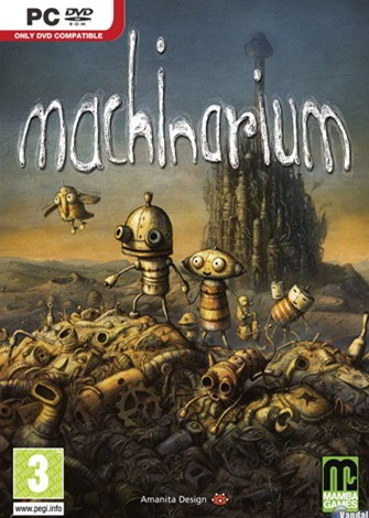Machinarium Definitive Versión PC Full Español