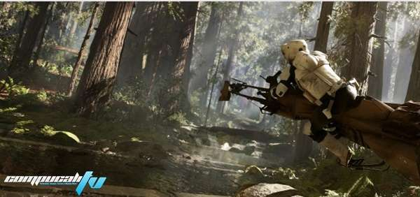 Star Wars Battlefront fecha de lanzamiento 17 de Noviembre
