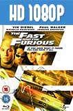 Rápido y Furioso (2001) 1080p Latino