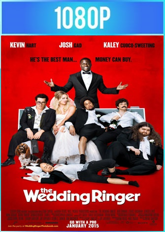 The Wedding Ringer (2015) HD 1080p Latino Dual