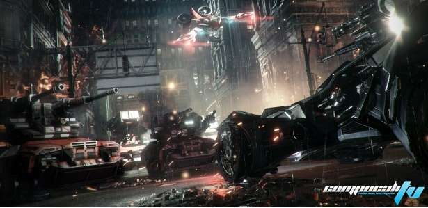 Requisitos del Sistema para correr Batman Arkham Knight PC