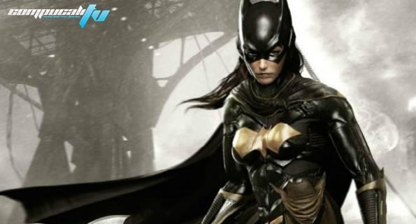 Conoce a la Batgirl de Batman: Arkham Knight.