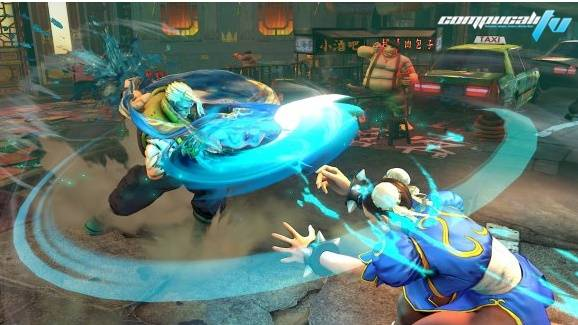 Street Fighter V estará presente en el E3 2015