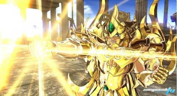 Todos los Caballeros de Oro están de regreso en Saint Seiya: Soldier's Soul