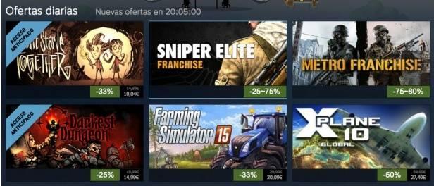 Aprovecha las rebajas de verano 2015 en Steam.