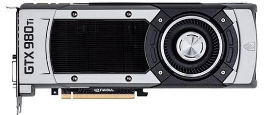 NVIDIA presenta la poderosa tarjeta gráfica GTX 980 Ti