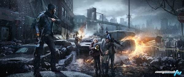 Revelan Nuevos Detalles de Tom Clancy: The Division