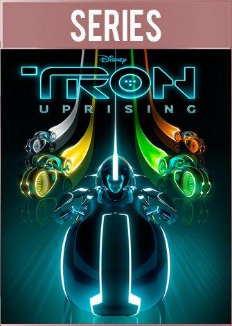 Tron Uprising Serie Completa HD 720p Latino Dual