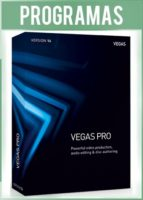 MAGIX Vegas Pro Versión 16.0.0.307 Español