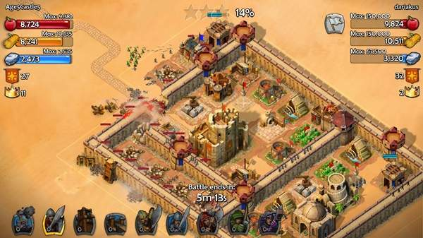 Age of Empires Castle Siege para Windows 10 desde Agosto.