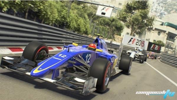 No se Implementará el Modo Carrera en F1 2015