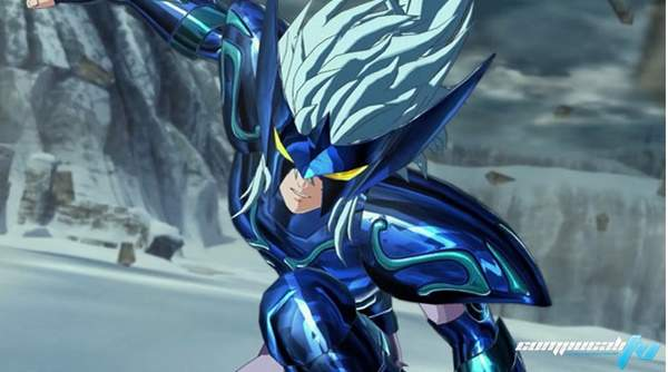 Nuevo vídeo muestra la jugabilidad de Saint Seiya Soldier's Soul