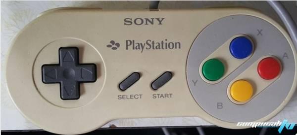 Sacan un supuesto prototipo de Super Nintendo Playstation