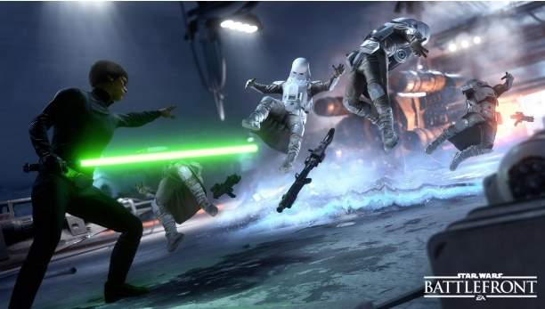 Star Wars: Battlefront para PC no tendrá modo de pantalla dividida.