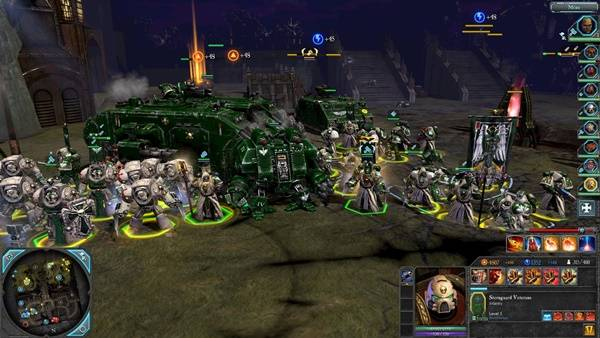 Se ha registrado el dominio de Dawn of War III
