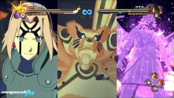 Nuevas tecnologías en Naruto Shippuden Ultimate Ninja Storm 4