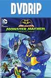 Batman Sin Limites Caos Monstruoso DVDRip Latino