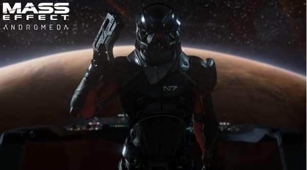 Confirmado el modo multijugador cooperativo en Mass Effect: Andromeda