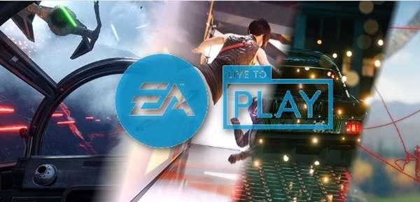 EA Revela Características de 8 juegos nuevos en la Gamescom