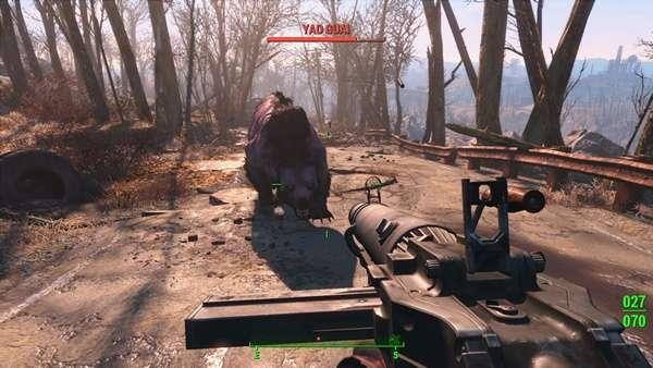 400 horas no alcanzarían para ver todo Fallout 4