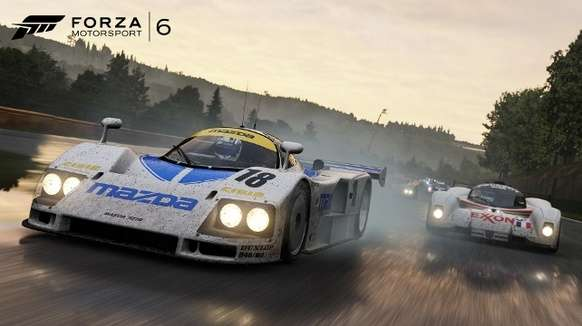 Forza 6: Impresionantes detalles liberados Gamescom 2015