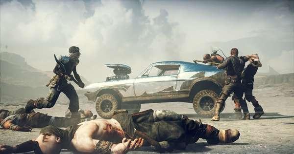 Mad Max Revela los Requerimientos de sistema
