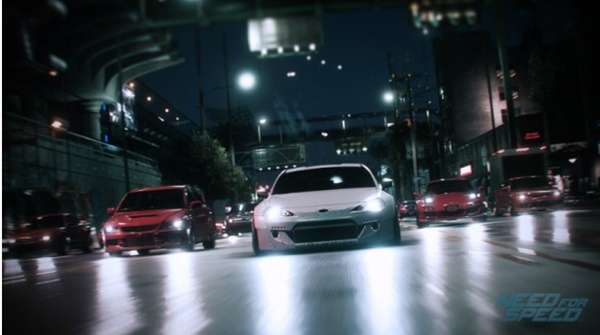 Need For Speed: Detalles de Conectividad y DLCs
