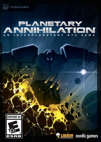 Planetary Annihilation TITANS PC Full Español