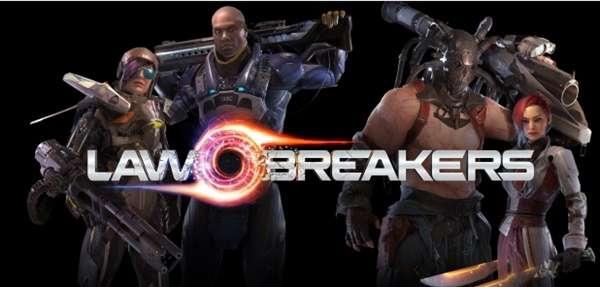 Primer Gameplay de LawBreakers, nuevo juego de Cliff Bleszinski