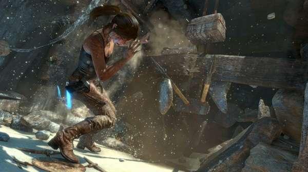 Rise Of The Tomb Raider sería 3 veces más grande que el original