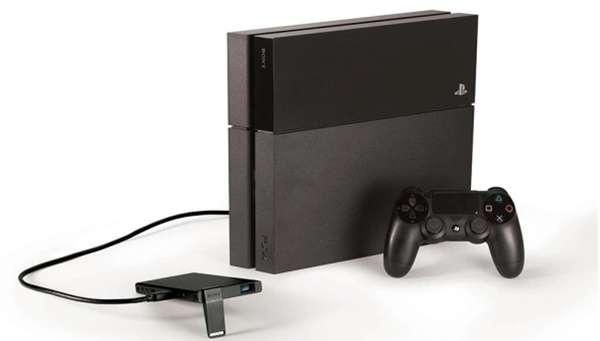 Sony lanza un mini proyector para PS4