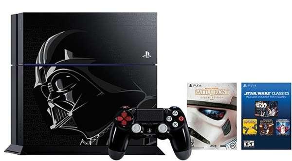 Star Wars: Battlefront: no venderán Dualshock 4 especial por separado.