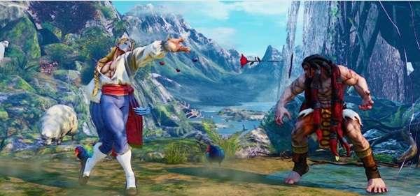 Street Fighter V: Vega también estará presente.