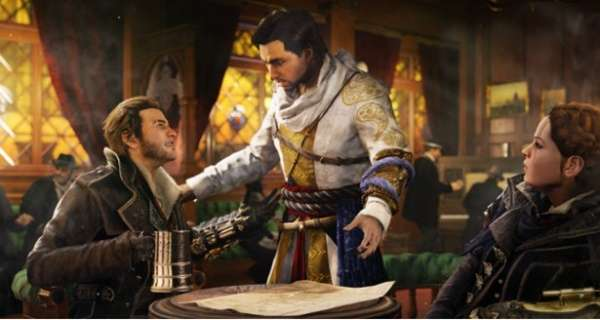 Ubisoft promete mayor diversión en Assassin's Creed Syndicate.