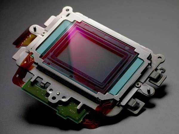 Canon lanza un sensor de cámara fotográfica de 250 megapíxeles.