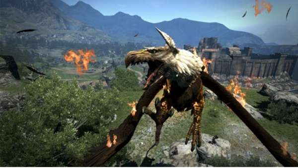 Dragon's Dogma: Dark Arisen llega para PC