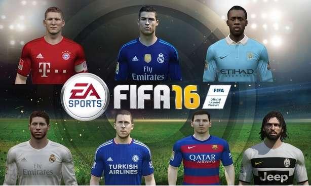 EA. Sports revela lista de los 50 mejores futbolistas de FIFA 16