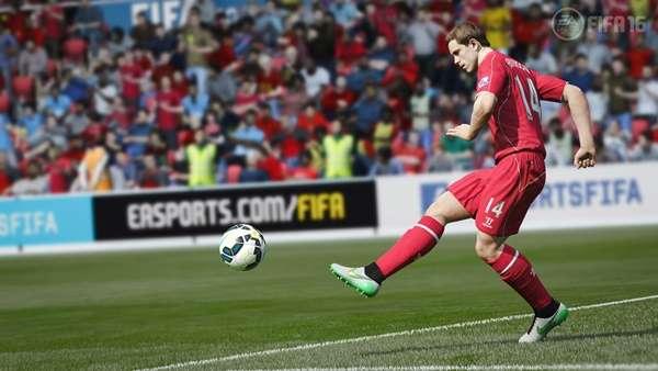 EA Sports omite múltiples característica de FIFA 16 para Xbox 360 y PS3.