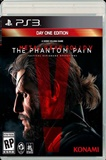 Metal Gear Solid V Phantom Pain PS3 Español